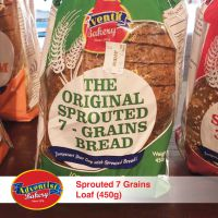Adventist Bakery Sprouted 7 Grains Loaf (450g)